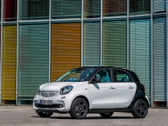 smart forfour pic #125121