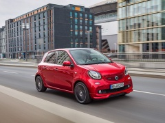 smart forfour pic #168186