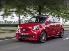 smart forfour pic #168187