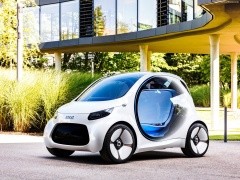 smart vision eq fortwo concept pic #181150