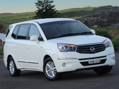 ssangyong stavic pic #100962