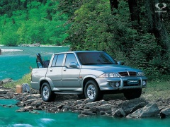 ssangyong musso sports pic #31691