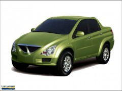ssangyong xmt concept pic #35781