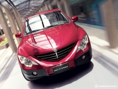 ssangyong actyon pic #41118
