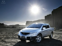 ssangyong actyon sports pic #47181