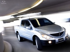 ssangyong actyon sports pic #47184