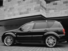 ssangyong rexton r-line pic #59195