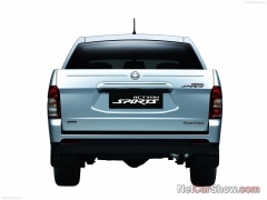 ssangyong actyon sports pic #91023