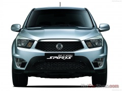 ssangyong actyon sports pic #91024