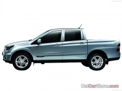 ssangyong actyon sports pic #91025