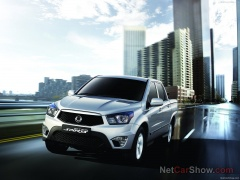 ssangyong actyon sports pic #91027