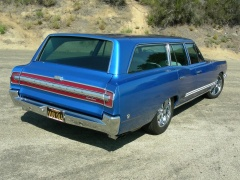 performance west group plymouth gtx 440 six pack wagon pic #51486