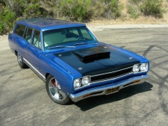 Performance West Group Plymouth GTX 440 Six Pack Wagon pic