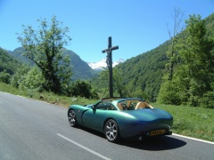 tvr tuscan speed six pic #12646