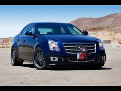 d3 cadillac cts track pic #58904