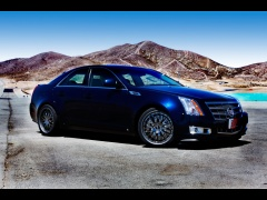 D3 Cadillac CTS Track pic