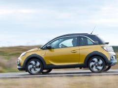 vauxhall adam rocks air pic #136429