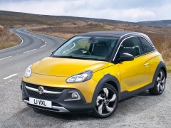 vauxhall adam rocks air pic #136431