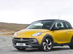 vauxhall adam rocks air pic #136432