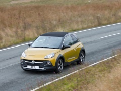 vauxhall adam rocks air pic #136433