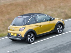 vauxhall adam rocks air pic #136435