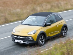 vauxhall adam rocks air pic #136436