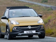 vauxhall adam rocks air pic #136437