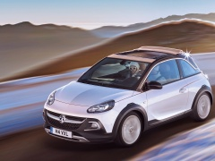 Vauxhall Adam Rocks Air pic