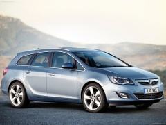 vauxhall astra sports tourer pic #74370