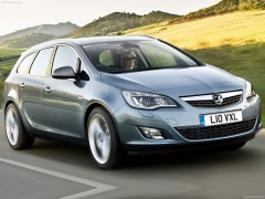 vauxhall astra sports tourer pic #74372