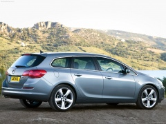 vauxhall astra sports tourer pic #74374