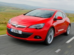vauxhall astra gtc pic #86498
