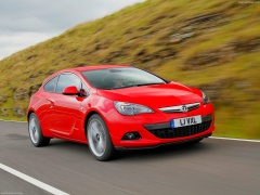 vauxhall astra gtc pic #86500