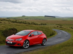 vauxhall astra gtc pic #86503