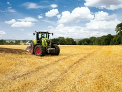 claas axion pic #54751