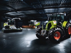 claas axion pic #54754