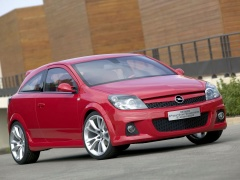 opel astra high performance concept pic #13564