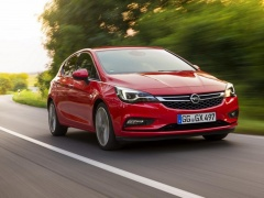opel astra pic #151205