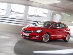 opel astra pic #151208