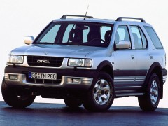 opel frontera pic #68017