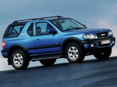 opel frontera pic #68019