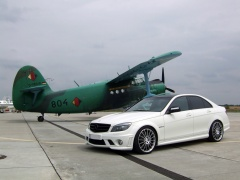 avus performance mercedes c63 amg pic #64144