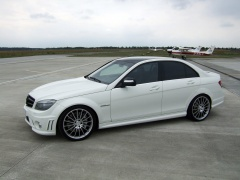avus performance mercedes c63 amg pic #64146