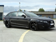 avus performance audi a4 avant black arrow pic #69092