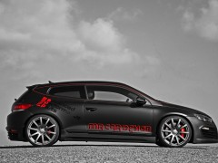 mr car design vw scirocco black rocco pic #69085