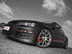 MR Car Design VW Scirocco Black Rocco pic