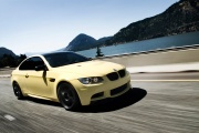 Dakar Yellow BMW M3 (E92)