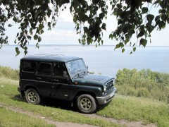 uaz 315195 hunter pic #14210