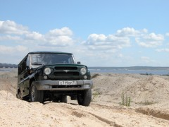 uaz 315195 hunter pic #14216