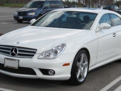 CLS 55 photo #106375